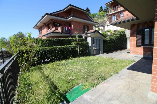 Villa in vendita a Alpignano, Belvedere, Con giardino, 240 mq - Foto 5