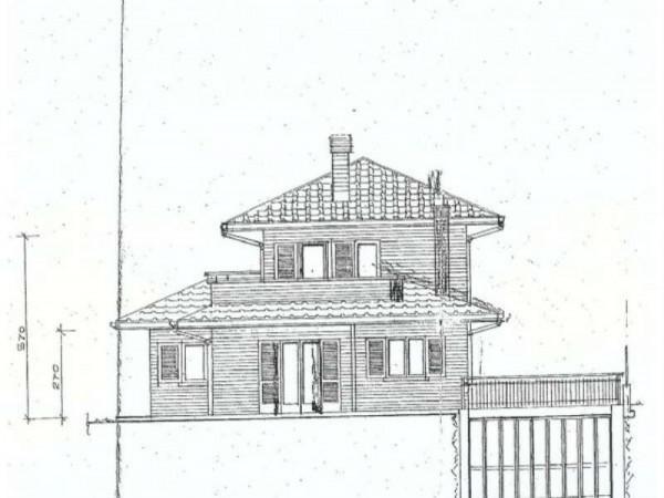 Villa in vendita a Alpignano, Belvedere, Con giardino, 240 mq - Foto 42