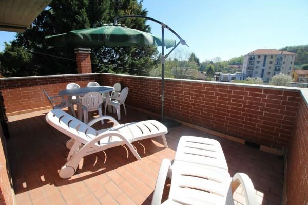 Villa in vendita a Alpignano, Belvedere, Con giardino, 240 mq - Foto 11