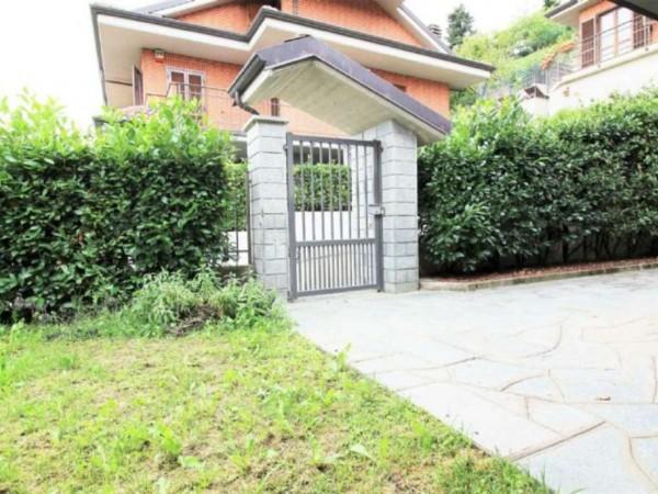 Villa in vendita a Alpignano, Belvedere, Con giardino, 240 mq - Foto 26