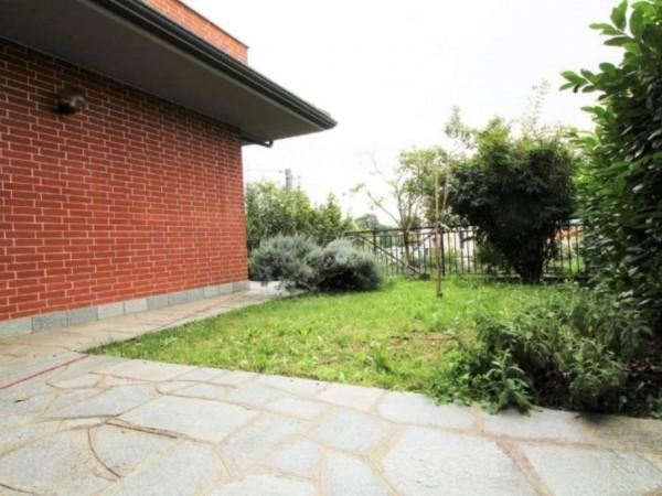 Villa in vendita a Alpignano, Belvedere, Con giardino, 240 mq - Foto 27