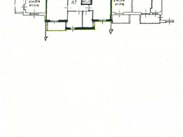 Appartamento in vendita a Alpignano, Belvedere, Con giardino, 63 mq - Foto 5