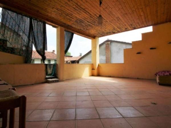 Casa indipendente in vendita a Alpignano, Centro, Con giardino, 225 mq