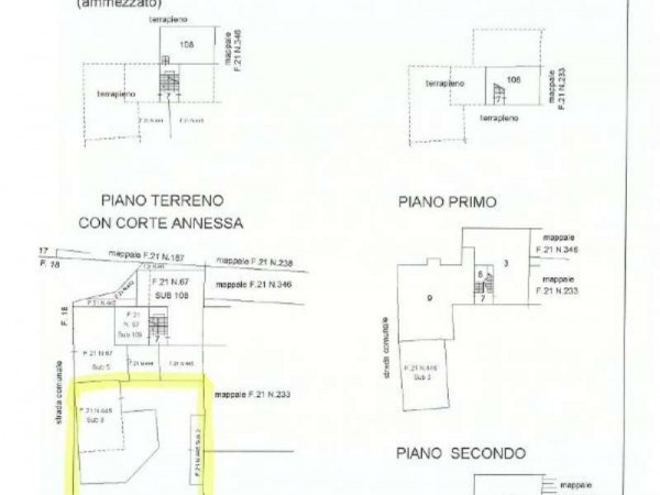 Casa indipendente in vendita a Alpignano, Centro, Con giardino, 225 mq - Foto 2