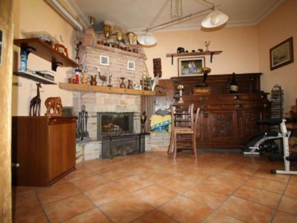 Casa indipendente in vendita a Alpignano, Centro, Con giardino, 225 mq - Foto 8