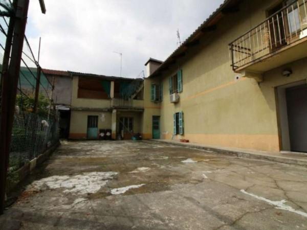 Casa indipendente in vendita a Alpignano, Centro, Con giardino, 225 mq - Foto 4