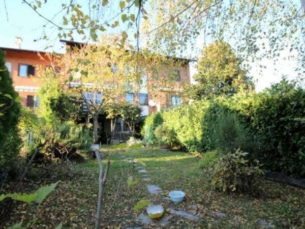 Villetta a schiera in vendita a Alpignano, Belvedere, Con giardino, 250 mq - Foto 30