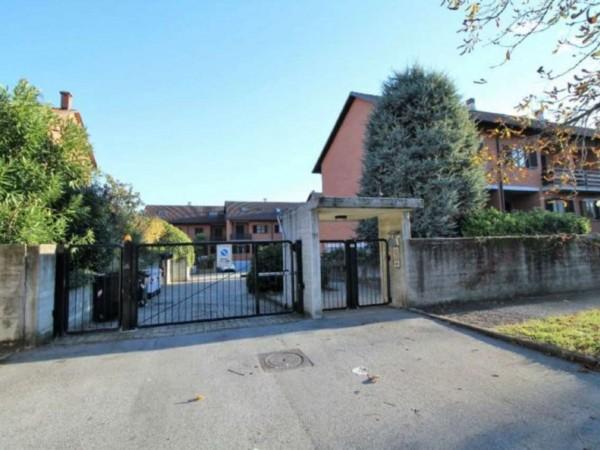 Villetta a schiera in vendita a Alpignano, Belvedere, Con giardino, 250 mq - Foto 31