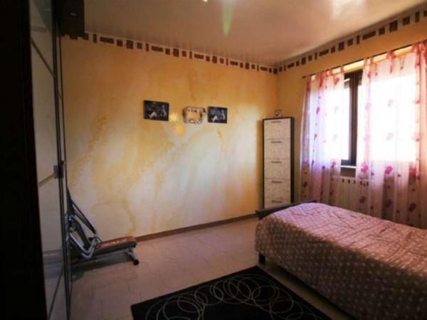 Villetta a schiera in vendita a Alpignano, Belvedere, Con giardino, 250 mq - Foto 18