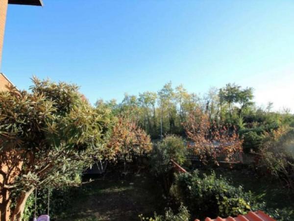 Villetta a schiera in vendita a Alpignano, Belvedere, Con giardino, 250 mq - Foto 8