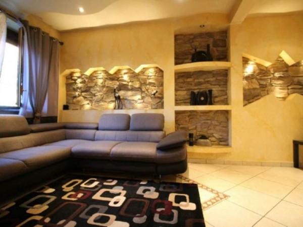 Villetta a schiera in vendita a Alpignano, Belvedere, Con giardino, 250 mq - Foto 25