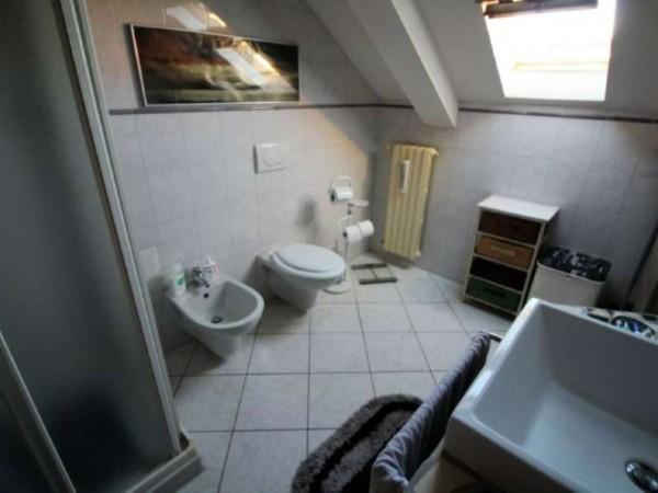 Villetta a schiera in vendita a Alpignano, Belvedere, Con giardino, 250 mq - Foto 12