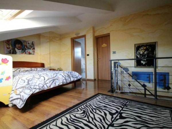 Villetta a schiera in vendita a Alpignano, Belvedere, Con giardino, 250 mq - Foto 15