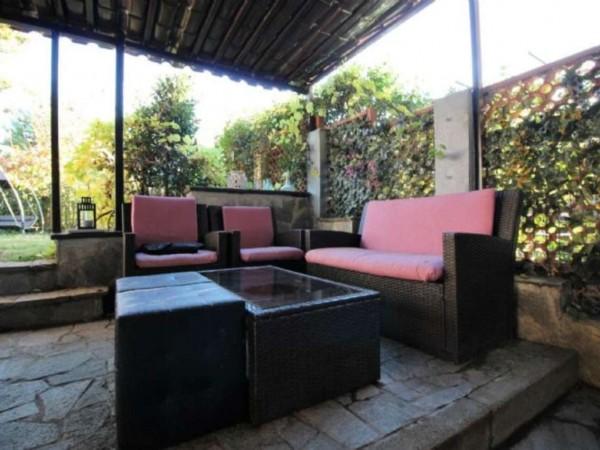 Villetta a schiera in vendita a Alpignano, Belvedere, Con giardino, 250 mq - Foto 29