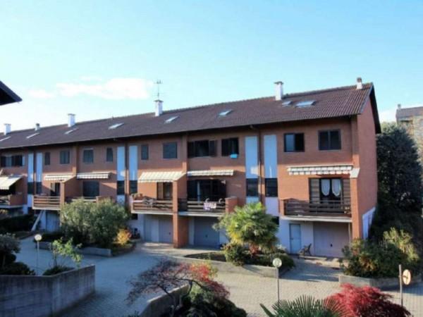 Villetta a schiera in vendita a Alpignano, Belvedere, Con giardino, 250 mq - Foto 10