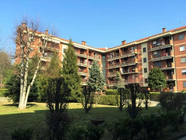 Appartamento in vendita a Alpignano, Belvedere, Con giardino, 87 mq