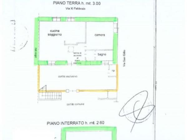Appartamento in vendita a Alpignano, Centro, Con giardino, 77 mq - Foto 3
