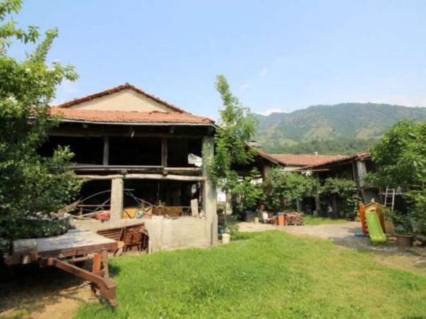 Rustico/Casale in vendita a Caselette, Semi-centrale, Con giardino, 108 mq - Foto 11