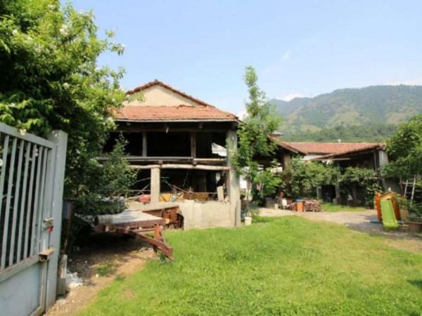 Rustico/Casale in vendita a Caselette, Semi-centrale, Con giardino, 108 mq - Foto 5