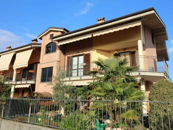 Appartamento in vendita a Pianezza, Parucco, 150 mq