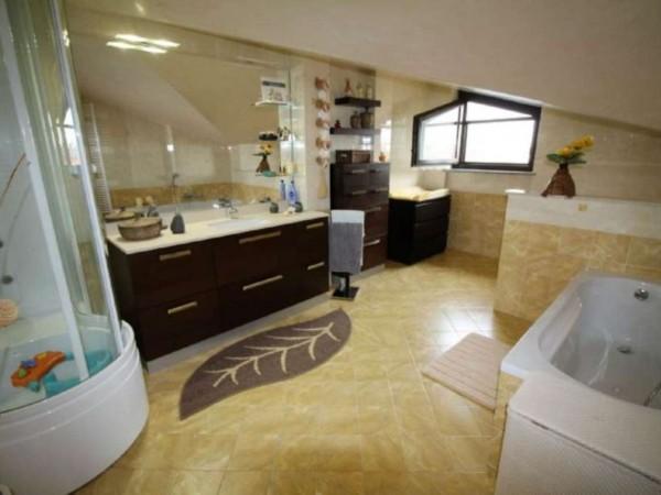 Appartamento in vendita a Pianezza, Parucco, 150 mq - Foto 12