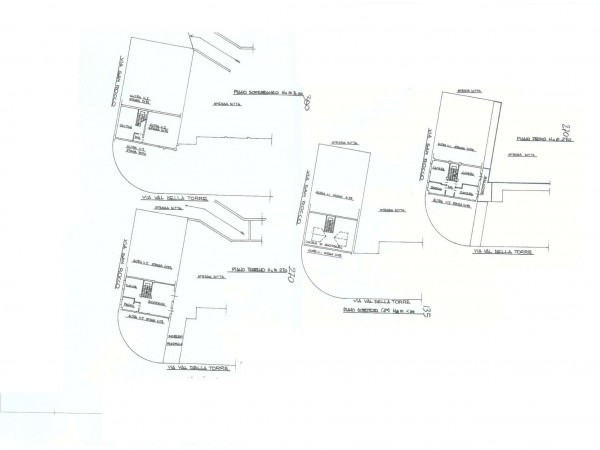 Appartamento in vendita a San Gillio, Centro, 198 mq - Foto 4