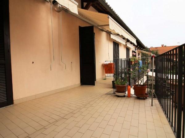 Appartamento in vendita a San Gillio, Centro, 198 mq - Foto 2