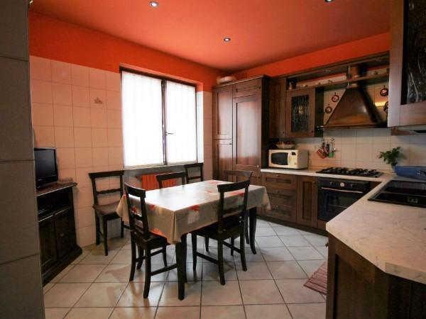 Appartamento in vendita a San Gillio, Centro, 198 mq - Foto 17