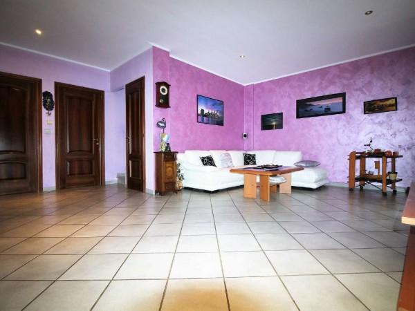 Appartamento in vendita a San Gillio, Centro, 198 mq