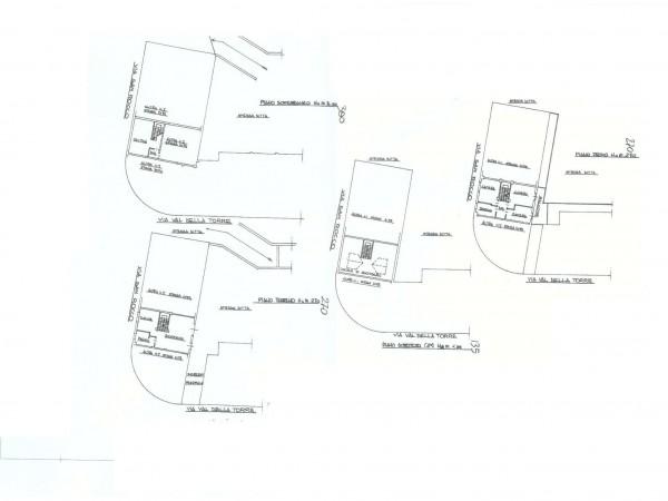 Appartamento in vendita a San Gillio, Centro, 198 mq - Foto 5