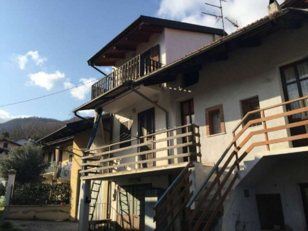 Appartamento in vendita a Villar Dora, Centro, Con giardino, 70 mq