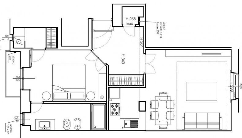 Appartamento in affitto a Milano, Solari, 60 mq - Foto 12