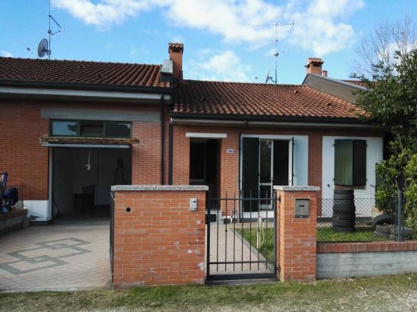 Casa indipendente in vendita a Cesena, San Giorgio, 130 mq