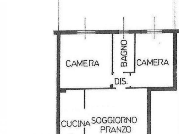 Casa indipendente in vendita a Cesena, San Giorgio, 130 mq - Foto 12