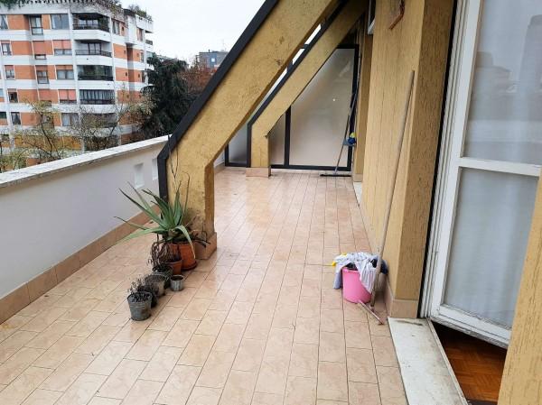 Appartamento in affitto a Milano, Monte Nero / Rotonda Besana, 62 mq - Foto 13