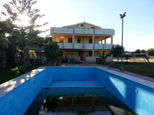 Villa in vendita a Siracusa, Plemmirio, 210 mq