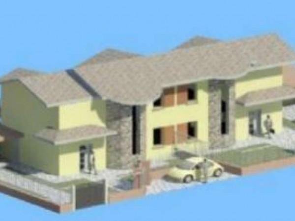 Villa in vendita a Cardano al Campo, Centrale, 150 mq - Foto 7