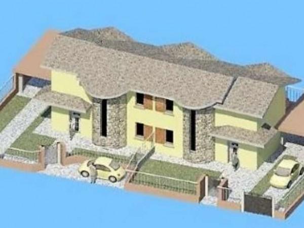 Villa in vendita a Cardano al Campo, Centrale, 150 mq - Foto 4
