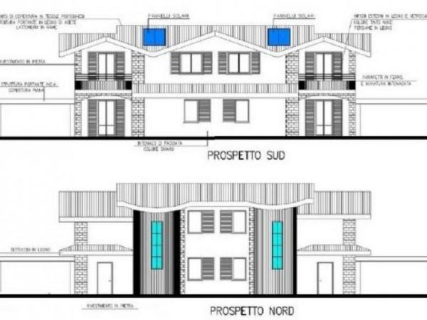 Villa in vendita a Cardano al Campo, Centrale, 150 mq - Foto 2