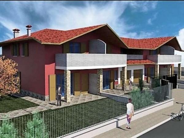 Villa in vendita a Gorla Maggiore, Centrale, 160 mq - Foto 5