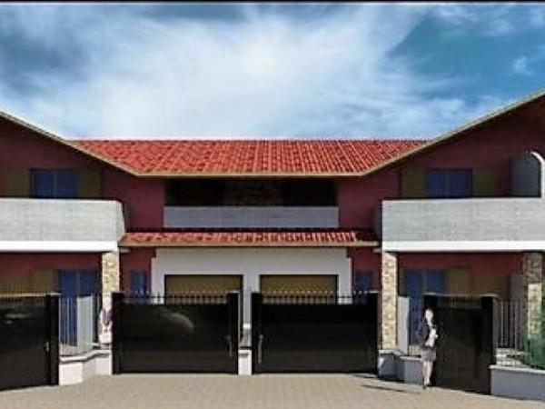 Villa in vendita a Gorla Maggiore, Centrale, 160 mq - Foto 6