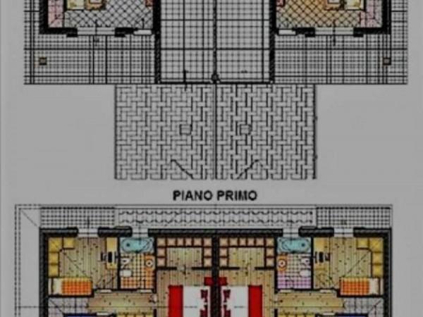 Villa in vendita a Gorla Maggiore, Centrale, 160 mq - Foto 2