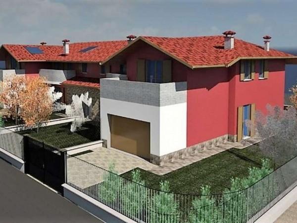 Villa in vendita a Gorla Maggiore, Centrale, 160 mq - Foto 7
