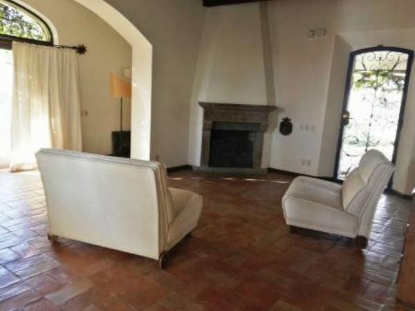Villa in affitto a Cesena, Prime Colline, 250 mq