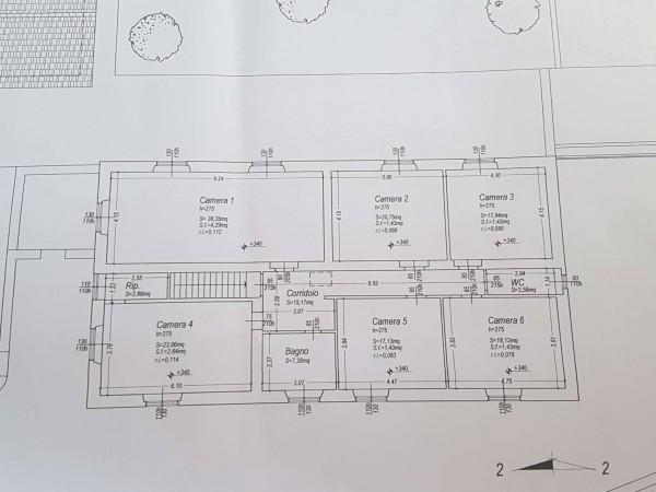 Villa in vendita a Fiesole, 500 mq - Foto 3