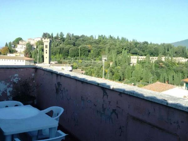 Casa indipendente in vendita a Fiesole, 350 mq