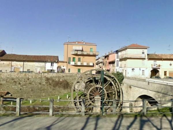 Appartamento in vendita a Cassano d'Adda, Naviglio, Con giardino, 50 mq - Foto 7