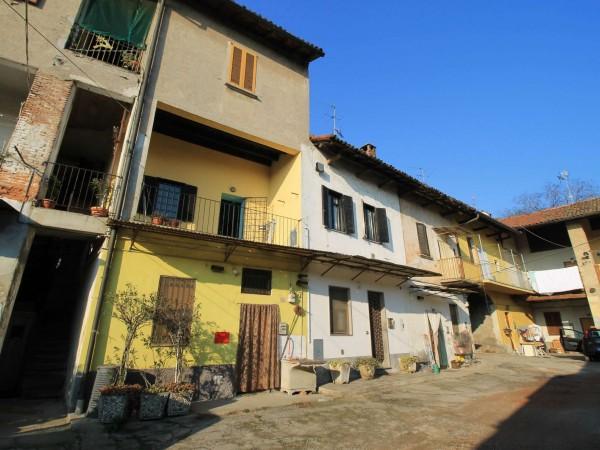 Appartamento in vendita a Cassano d'Adda, Naviglio, Con giardino, 50 mq