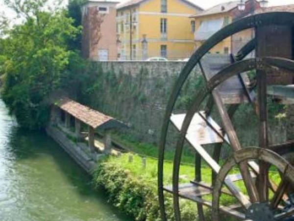 Appartamento in vendita a Cassano d'Adda, Naviglio, Con giardino, 50 mq - Foto 6
