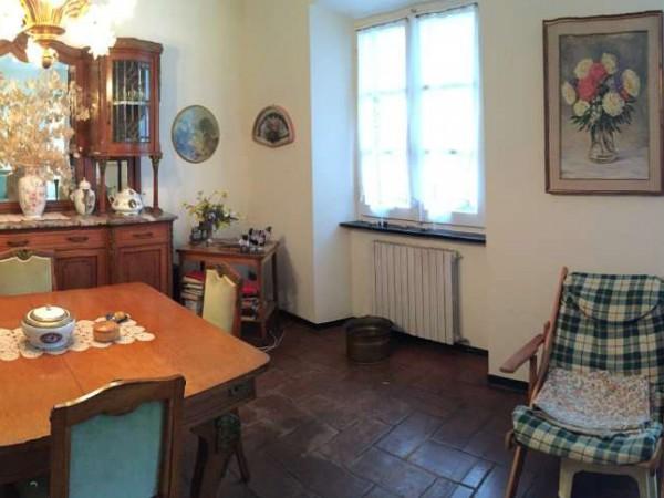 Casa indipendente in vendita a Chiavari, Sant'andrea Di Rovereto, Con giardino, 130 mq - Foto 8